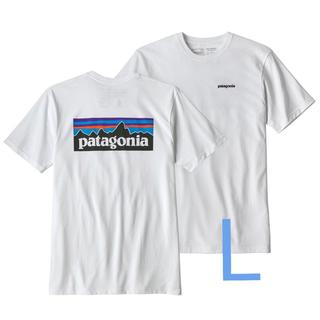 patagonia - patagonia  メンズ・P-6ロゴ・レスポンシビリティー L 新品未使用