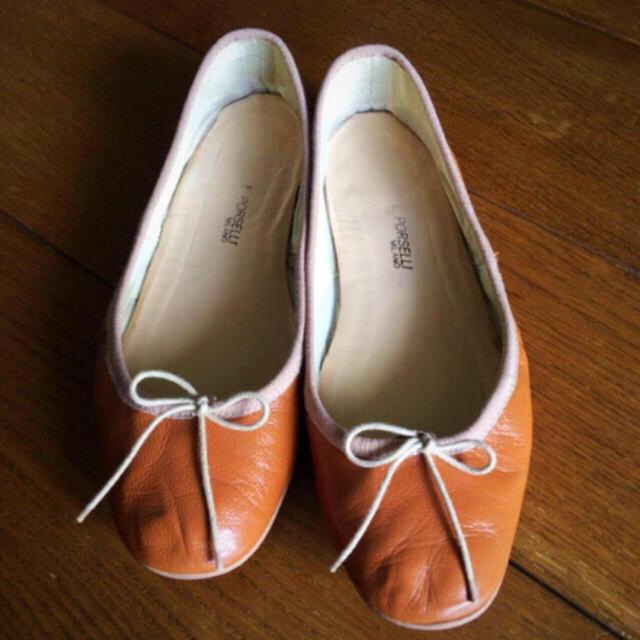 EDIT.FOR LULU(エディットフォールル)のポルセリ  バレエシューズ 38 レディースの靴/シューズ(バレエシューズ)の商品写真