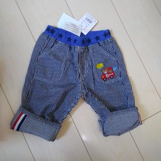 mikihouse - 新品タグ付き プッチー パンツ