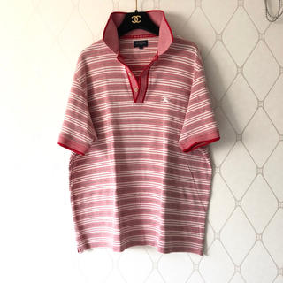 バーバリー(BURBERRY)のバーバリー Burberry ゴルフ ポロシャツ サイズLL(ウエア)