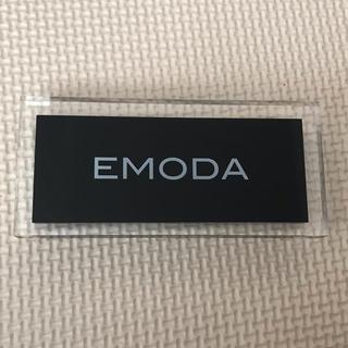 エモダ(EMODA)のエモダ EMODA ロゴプレート(その他)