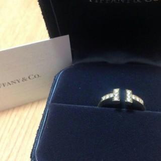 Tiffany & Co. - タイムセール大特価!ティファニーTワイヤーリングローズゴールド