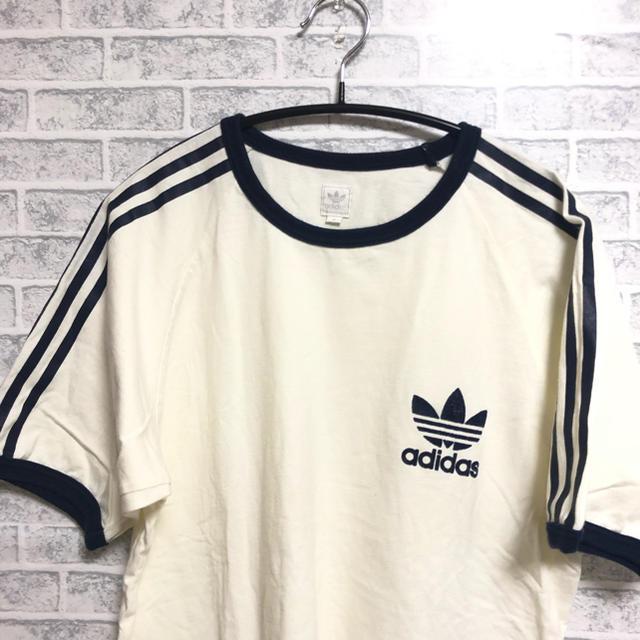 Original(オリジナル)のアディダスオリジナルス Tシャツ 90s メンズのトップス(Tシャツ/カットソー(半袖/袖なし))の商品写真