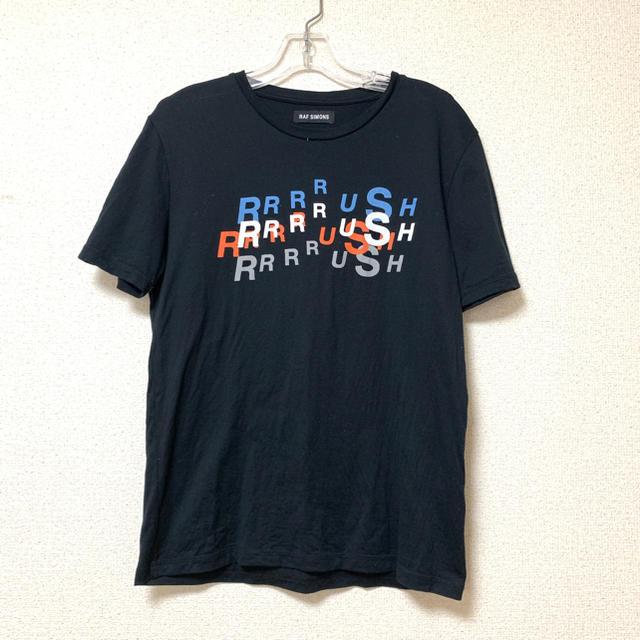 RAF SIMONS(ラフシモンズ)のラフシモンズ プリントt rafsimons 半袖 レア アーカイブ 希少 メンズのトップス(Tシャツ/カットソー(半袖/袖なし))の商品写真