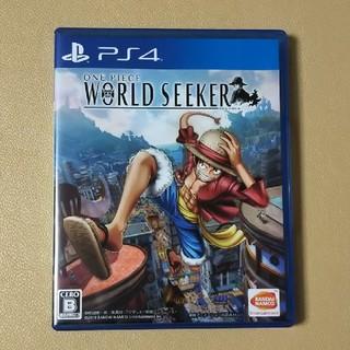 PlayStation4 - PS4 ワンピース ワールドシーカー