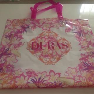 デュラス(DURAS)の今期!DURAS/ショッパー(ショップ袋)