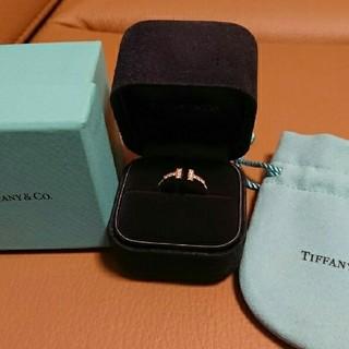 ティファニー(Tiffany & Co.)のティファニー Tワイヤーリング(リング(指輪))