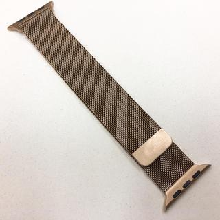 Apple Watch - アップル純正 ゴールドミラネーゼループ Apple Watch 44mm