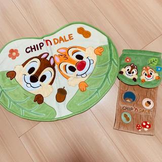 Disney - チップとデール トイレセット