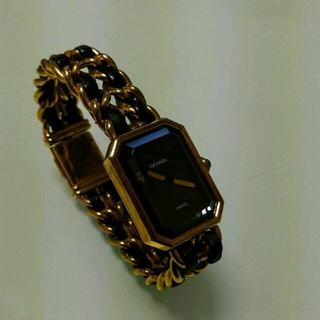 シャネル(CHANEL)のシャネル腕時計プルミエール(腕時計)