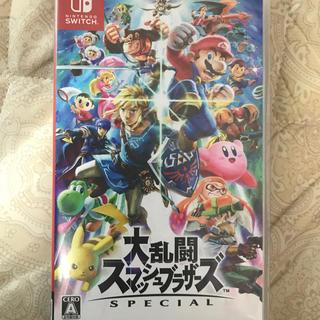 Nintendo Switch - 大乱闘スマッシュブラザーズSPECIAL