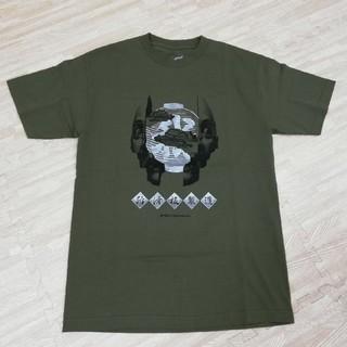 adidas - EvisenのTシャツ!新品!カーキー!