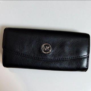マイケルコース(Michael Kors)の【美品】マイケルコース 長財布(財布)