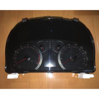 トヨタ(トヨタ)のヴェルファイア 20系ANH20 スピードメーター 中古美品 113,647km(車種別パーツ)