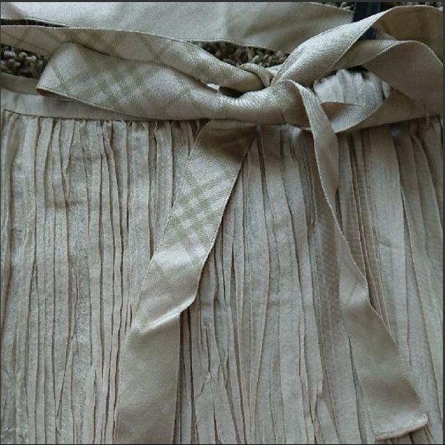 BURBERRY(バーバリー)のバーバリー プリーツスカート レディースのスカート(ひざ丈スカート)の商品写真