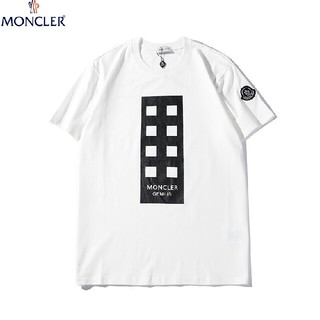 ルイヴィトン(LOUIS VUITTON)のMONCLER 人気商品 ロゴ カッコいい 男女兼用 Tシャツ(Tシャツ/カットソー(半袖/袖なし))