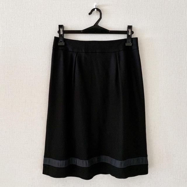 BURBERRY(バーバリー)のバーバリー♡黒色の膝丈スカート レディースのスカート(ひざ丈スカート)の商品写真