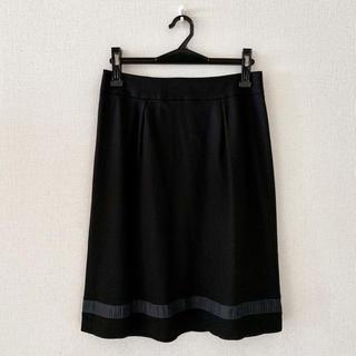 バーバリー(BURBERRY)のバーバリー♡黒色の膝丈スカート(ひざ丈スカート)