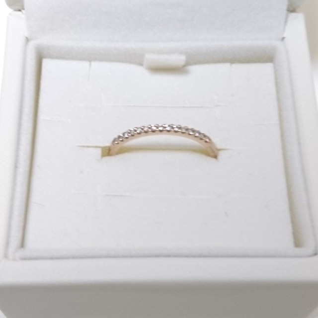 4℃(ヨンドシー)の4℃ K18 ダイヤモンド リング レディースのアクセサリー(リング(指輪))の商品写真