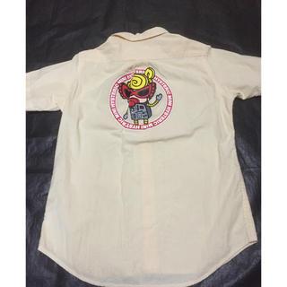 ヒステリックミニ(HYSTERIC MINI)の★ヒスミニ★シャツ(130cm)【281】(Tシャツ/カットソー)