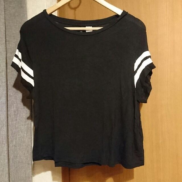 H&M(エイチアンドエム)のH&M 半袖トップス レディースのトップス(カットソー(半袖/袖なし))の商品写真