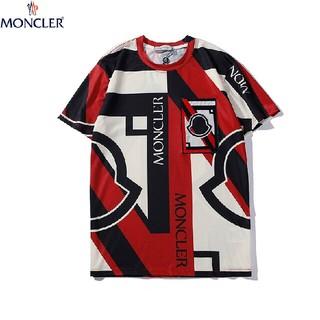 モンクレール(MONCLER)のMONCLER  カッコいい ロゴ 極美品 メンズ Tシャツ(Tシャツ/カットソー(半袖/袖なし))