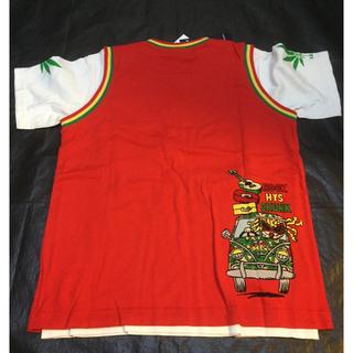 ヒステリックミニ(HYSTERIC MINI)の★ヒスミニ★重ね着セット(140cm)【299】(Tシャツ/カットソー)