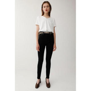 moussy -  moussy HW Rebirth BLACK SKINNY