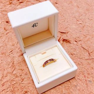 ヨンドシー(4℃)の4℃ ディズニーコラボデザイン リング(リング(指輪))