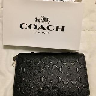 コーチ(COACH)のクラッチバッグ(セカンドバッグ/クラッチバッグ)