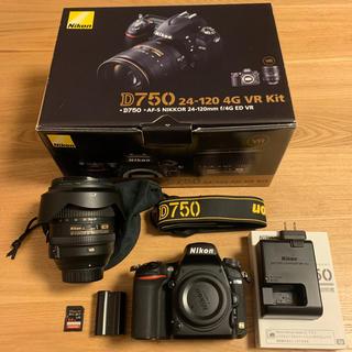 Nikon - Nikon D750 24-120 4G VR Kit おまけ付き