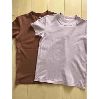 UNIQLO - UNIQLO ユニクロユーTシャツ2点セット