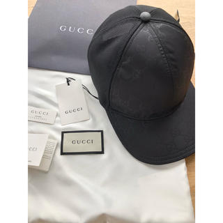 グッチ(Gucci)のキャップ新品未使用 グッチ Sサイズ(キャップ)