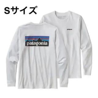 パタゴニア(patagonia)のPatagonia ロングスリーブ・P-6ロゴ・レスポンシビリティー(Tシャツ/カットソー(七分/長袖))