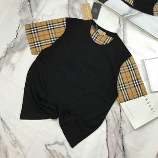 バーバリー(BURBERRY)の Burberry   Tシャツ 半袖    Lサイズ(Tシャツ(半袖/袖なし))