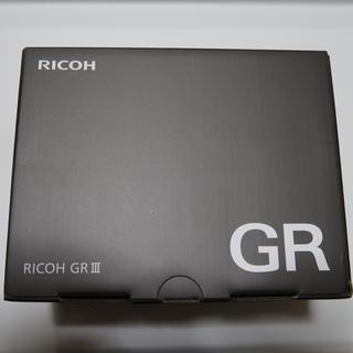 RICOH - RICOH GR3 新品