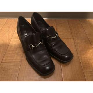カスタネ(Kastane)のローヒールローファー(ローファー/革靴)