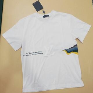 ルイヴィトン(LOUIS VUITTON)のLV メンズ 半袖 Tシャツ 19ss春夏 新品(Tシャツ/カットソー(半袖/袖なし))
