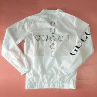 グッチ(Gucci)のグッチGucci メンズ ジャケット 日焼け止め服 UVカット(ナイロンジャケット)
