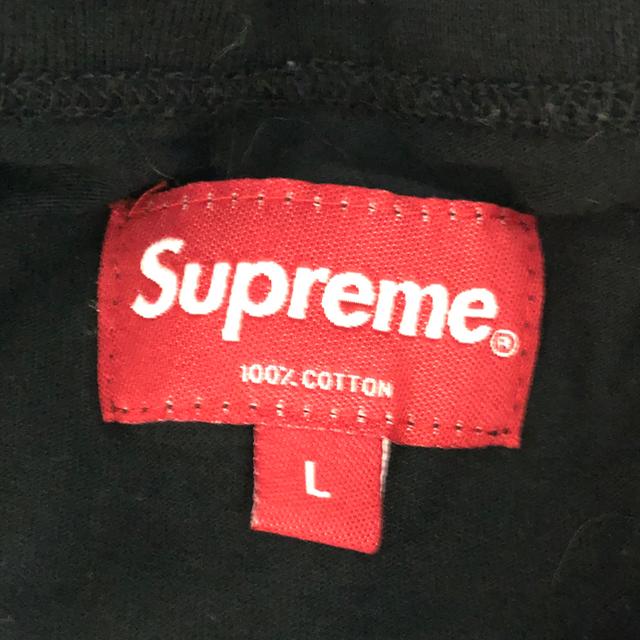 Supreme(シュプリーム)の18AW supreme Tシャツ メンズのトップス(Tシャツ/カットソー(半袖/袖なし))の商品写真