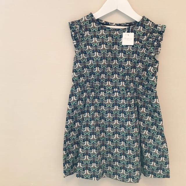 Bonpoint(ボンポワン)の☆ボンポワン 19SS セール☆ドレス lune 4a キッズ/ベビー/マタニティのキッズ服 女の子用(90cm~)(ワンピース)の商品写真