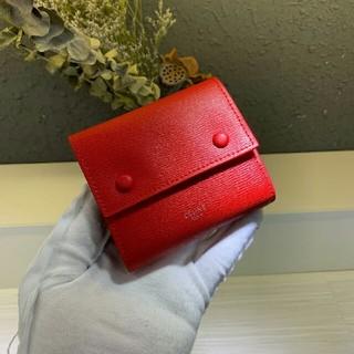 セリーヌ(celine)のセリーヌ CELINE バイカラー三つ折り財布(財布)