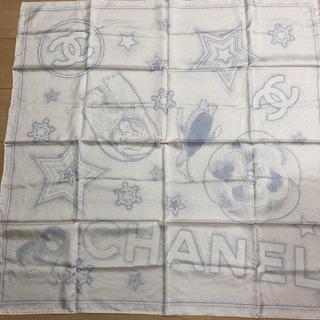 シャネル(CHANEL)のシャネル スカーフ 新品未使用(バンダナ/スカーフ)