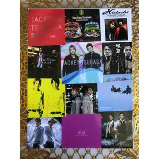 タッキーアンドツバサ(タッキー&翼)の【即購入可】Thanks Two you(CD5枚組+DVD2枚組)(初回盤)(アイドルグッズ)