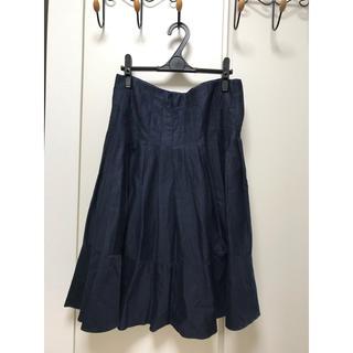 ラルフローレン(Ralph Lauren)のフレアースカート(ひざ丈スカート)