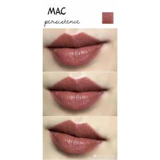 MAC - MAC パーシステンス persistence