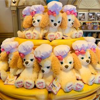 ダッフィー - 【期間限定セール価格】香港ディズニー クッキー Sサイズ ぬいぐるみ