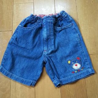 ミキハウス(mikihouse)の子供服 ミキハウス ハーフパンツ  100サイズ(パンツ/スパッツ)