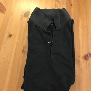 ユニクロ(UNIQLO)のポロシャツ ユニクロ XXL ブラック(ポロシャツ)