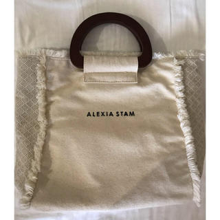 ALEXIA STAM - アリシアスタン バック
